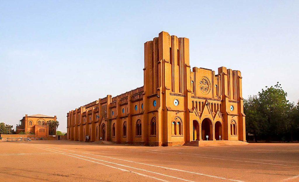 Cathedrale de Ouagadougou