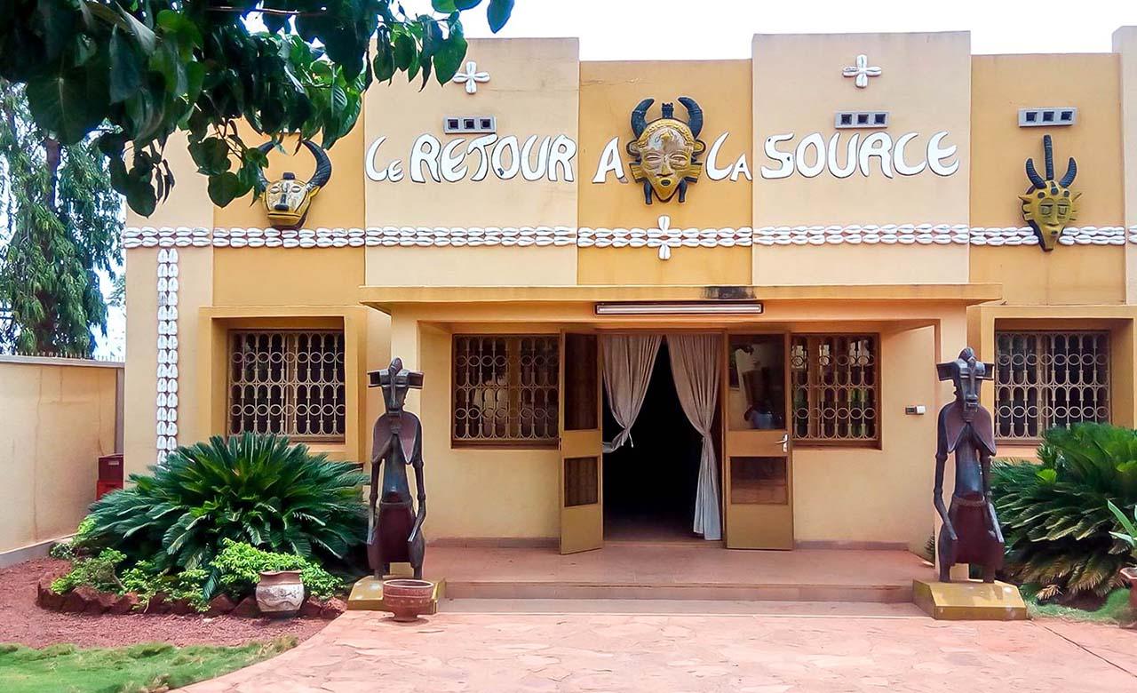 Centre culturel senoufo Rene fournier