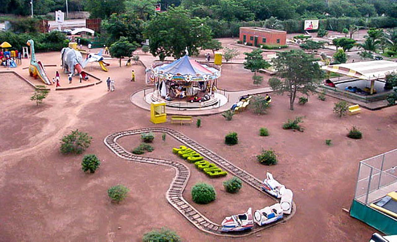 Le Faso Parc