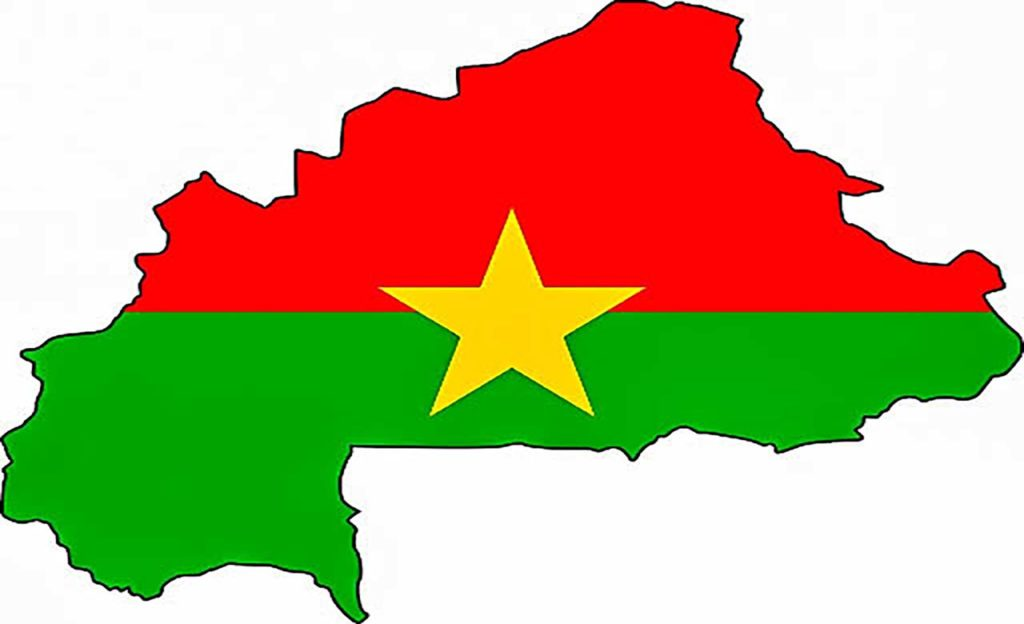 Geographie du Burkina Faso