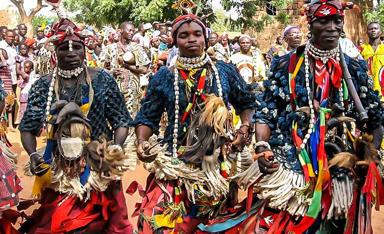 Le peuple Mossi