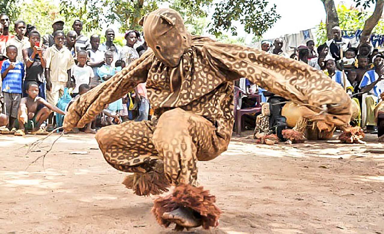 Le peuple Senoufou