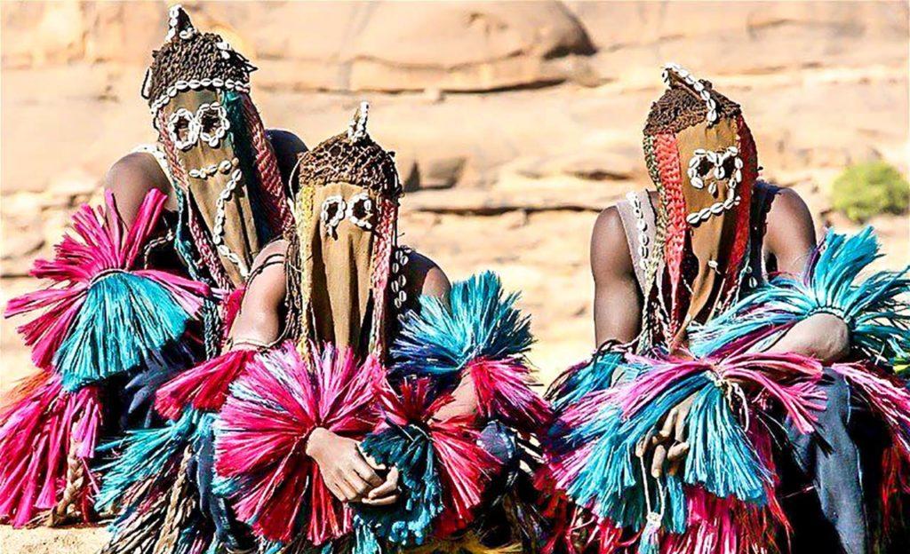 Les peuples Dogon