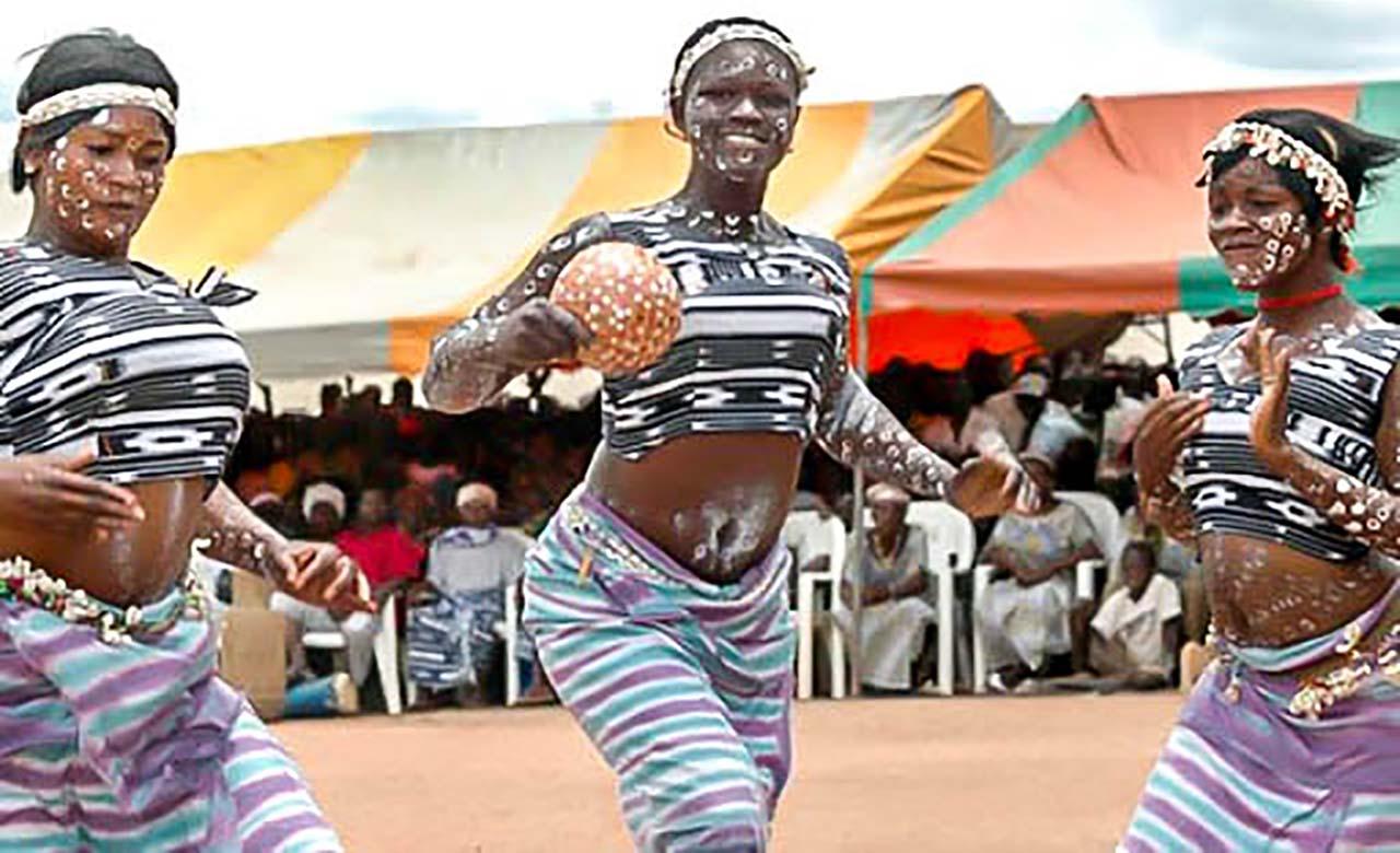 Les peuples Lobi