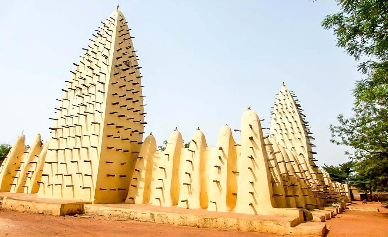 Mosquee de Diolassoba