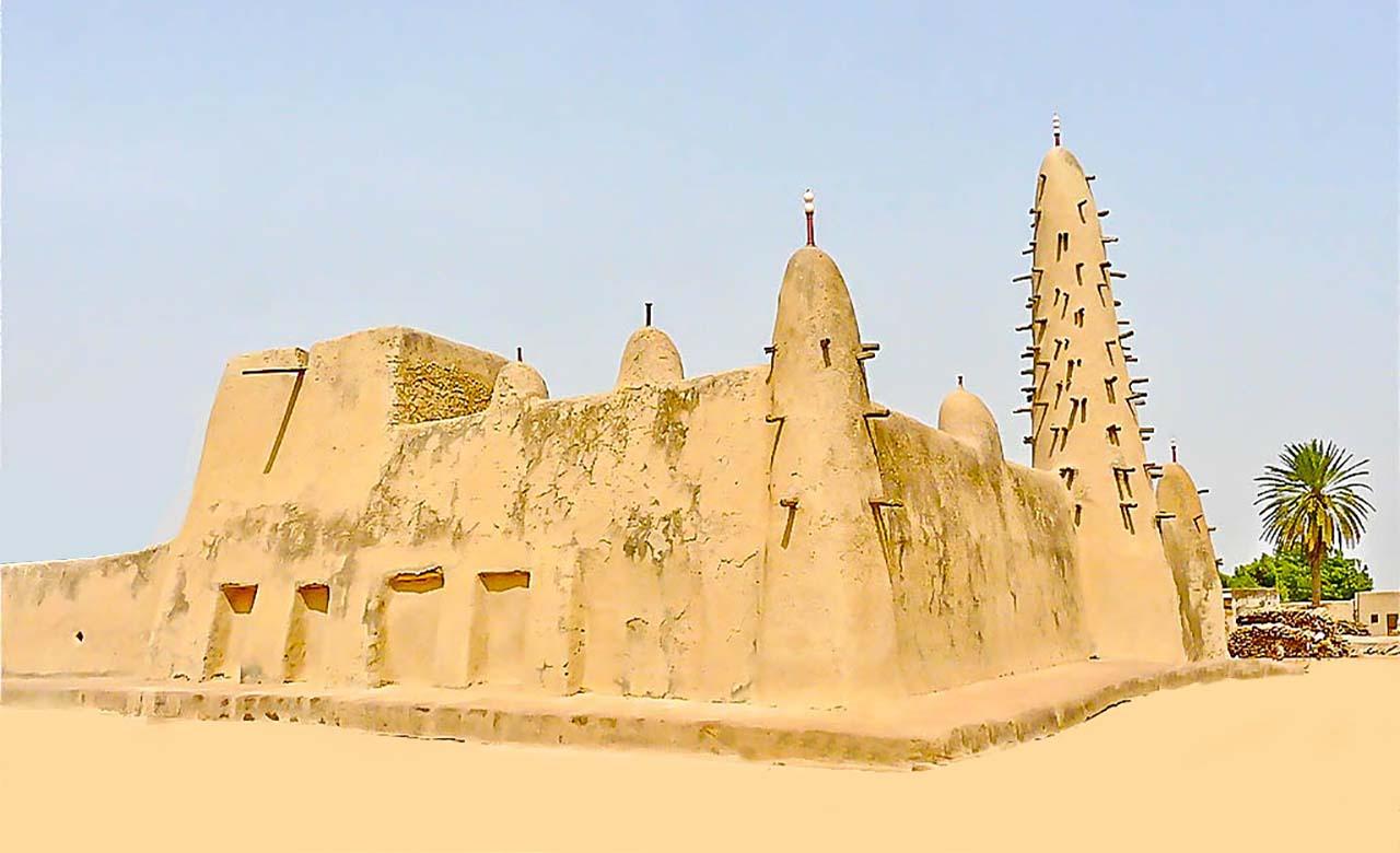 Mosquee de Ouahabou