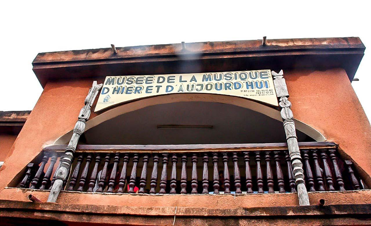 Musée de la musique d'hier et d'aujourd'hui