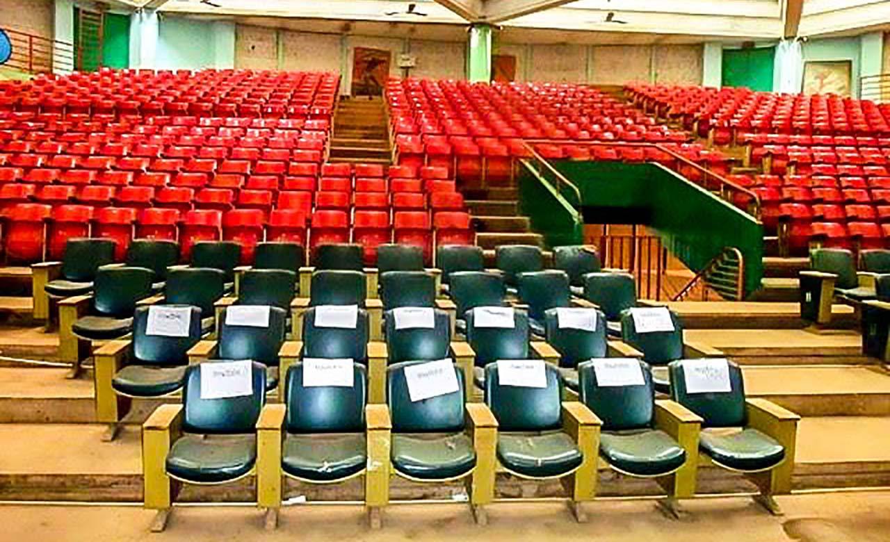 Theatre de l'amitie