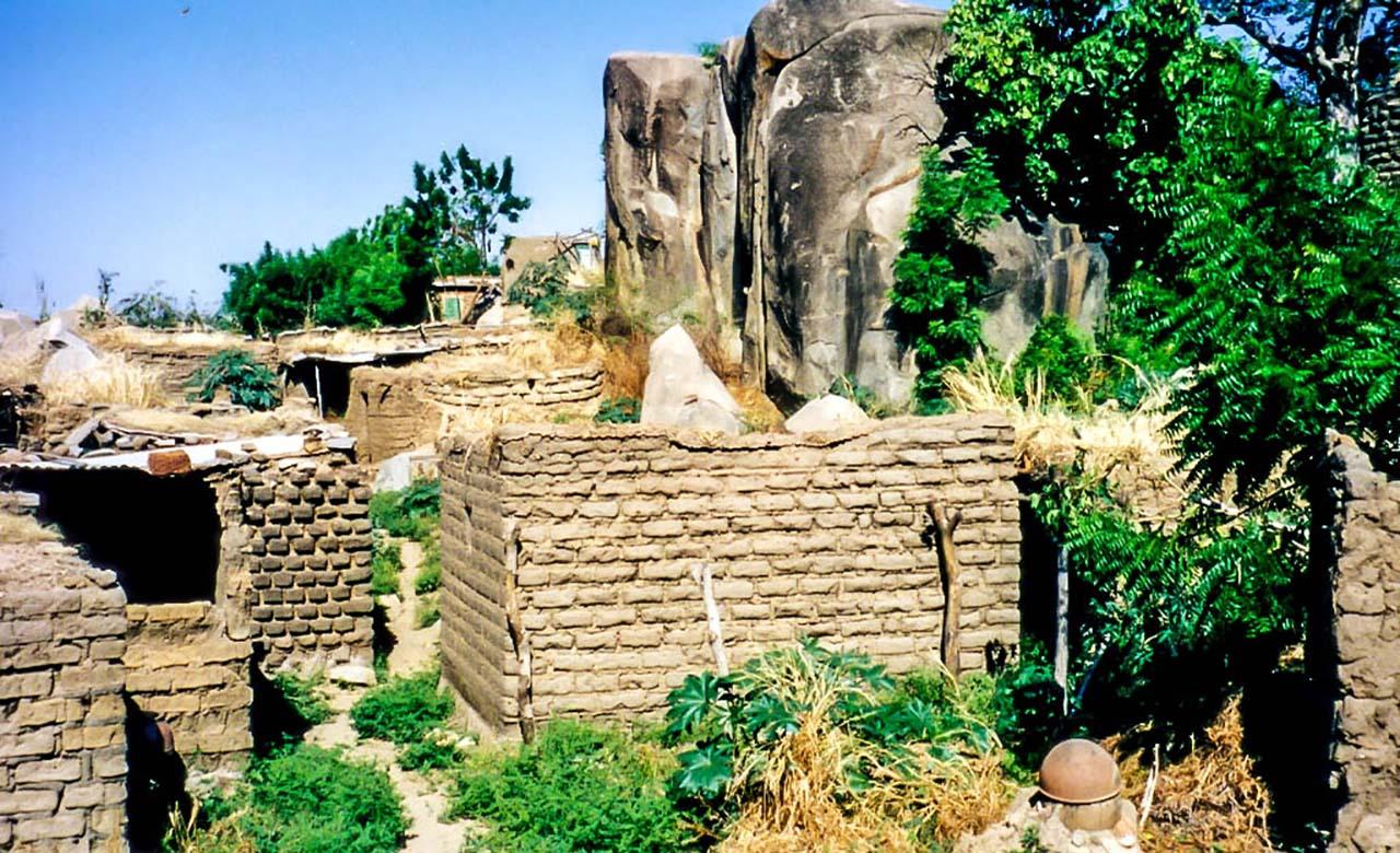 Village de Koro