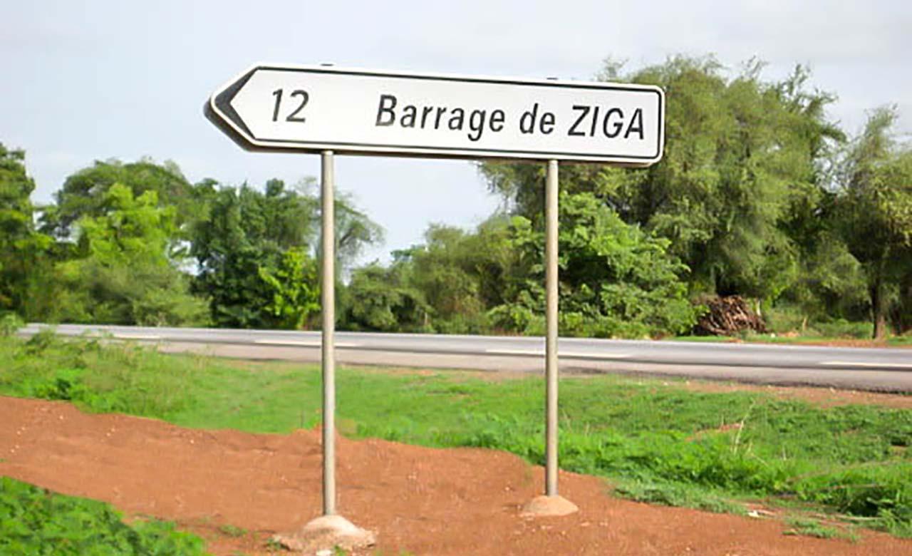 Barrage de Ziga